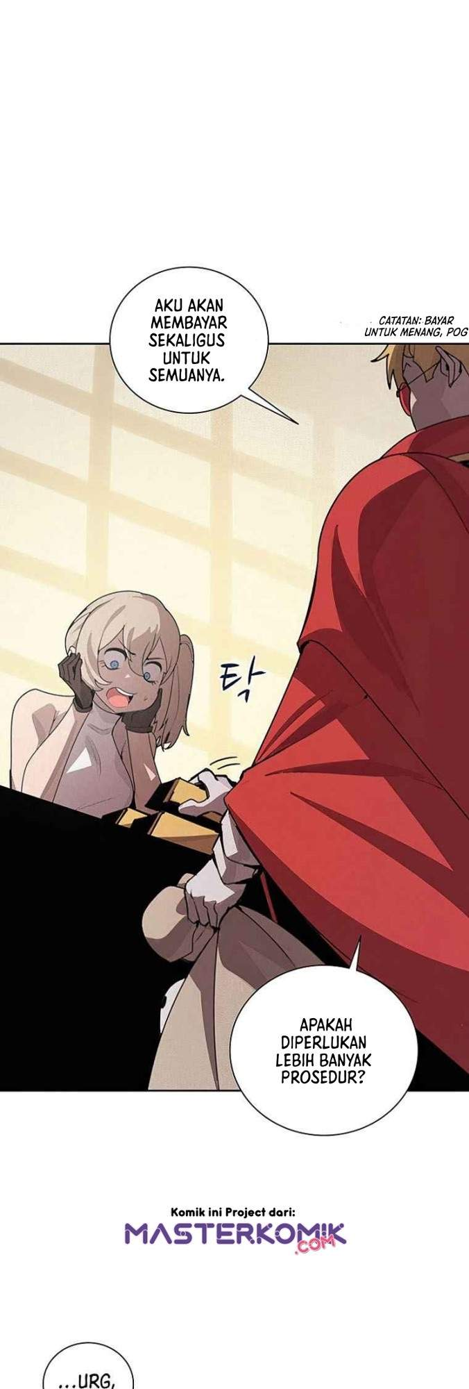 The Book Eating Magician (Book Eater) Chapter 24