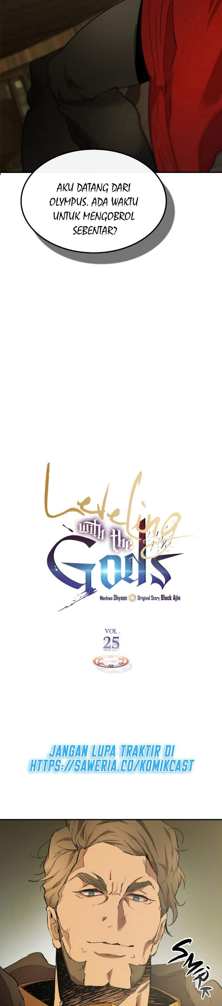 Leveling With the Gods Chapter 25