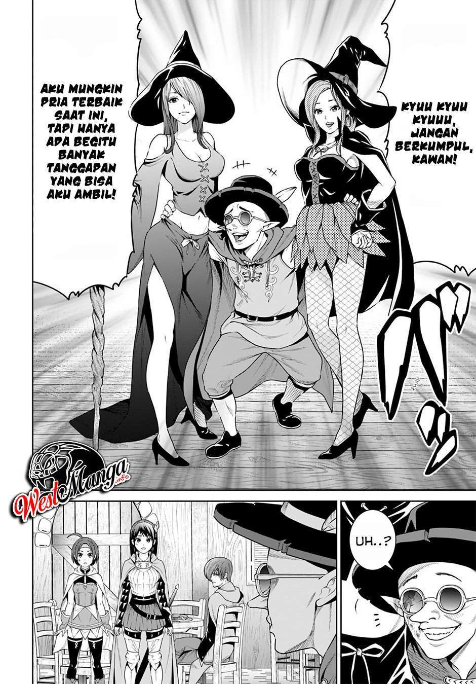 The King of Fantasy Chapter 10