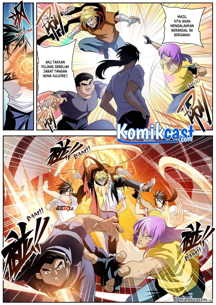 Hero? I Quit A Long Time Ago Chapter 260