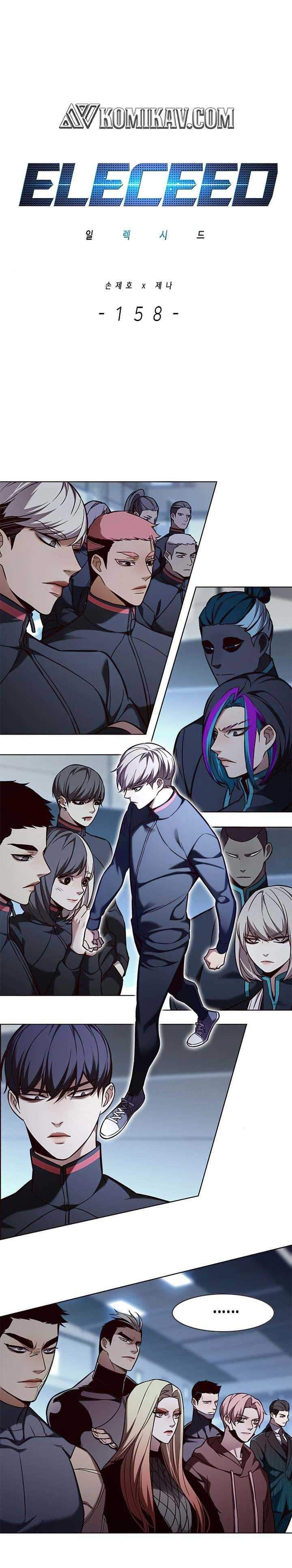 Eleceed Chapter 158