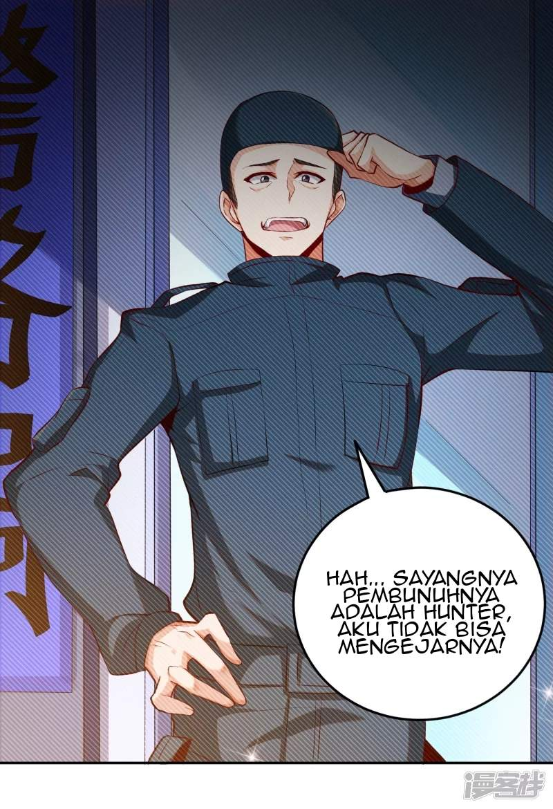 Become A God Chapter 08 Bahasa indonesia