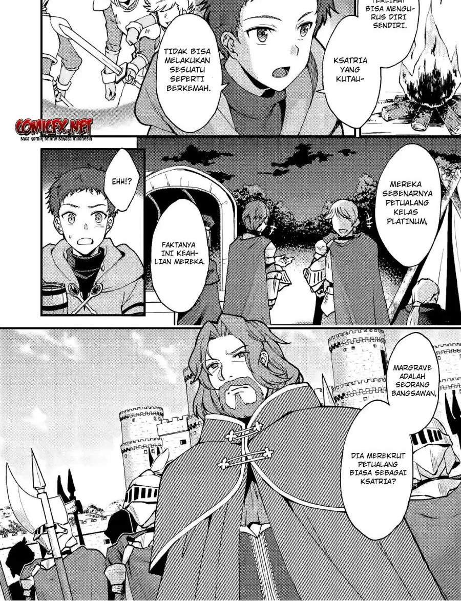 A Sword Master Childhood Friend Power Harassed Me Harshly, So I Broke off Our Relationship and Make a Fresh Start at the Frontier as a Magic Swordsman Chapter 06.1