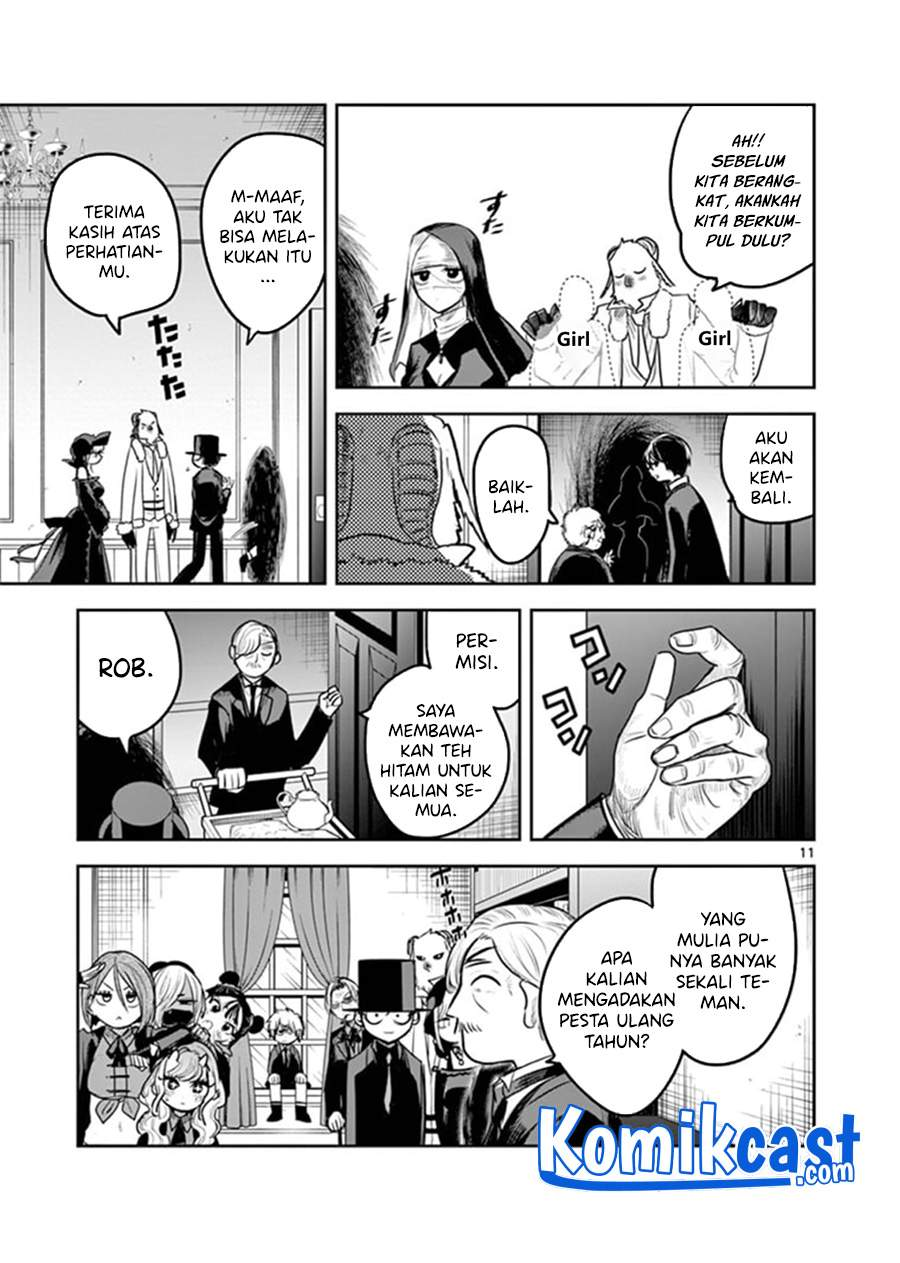 The Duke of Death and his Black Maid Chapter 192