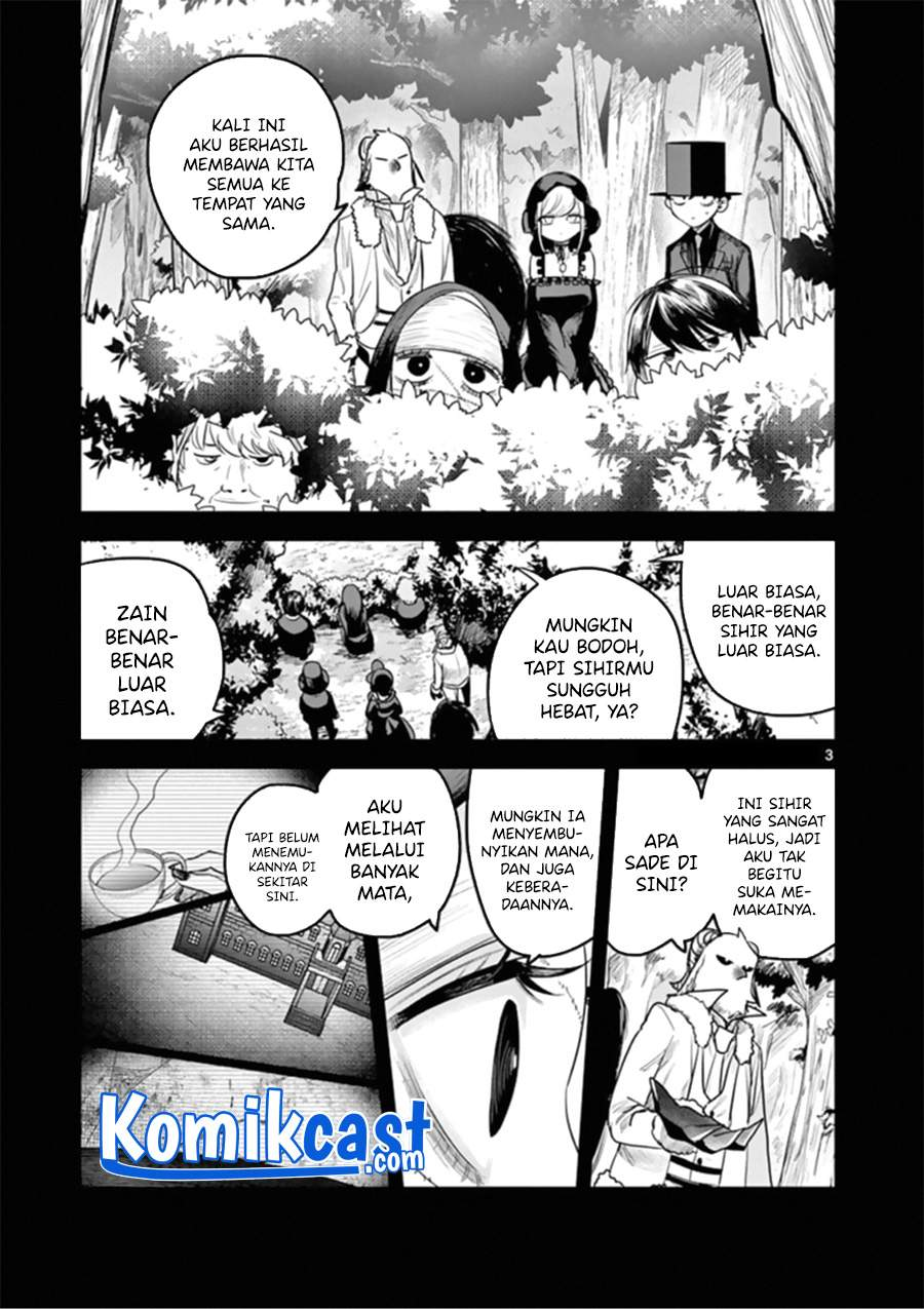 The Duke of Death and his Black Maid Chapter 193