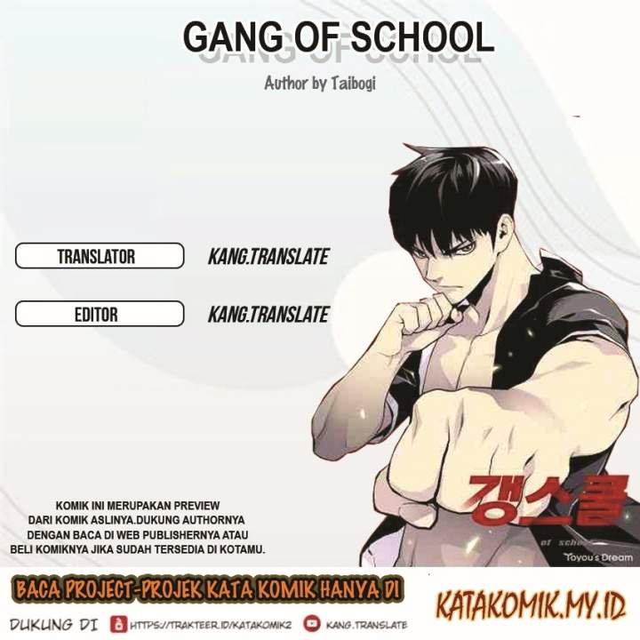 Gang of School Chapter 10