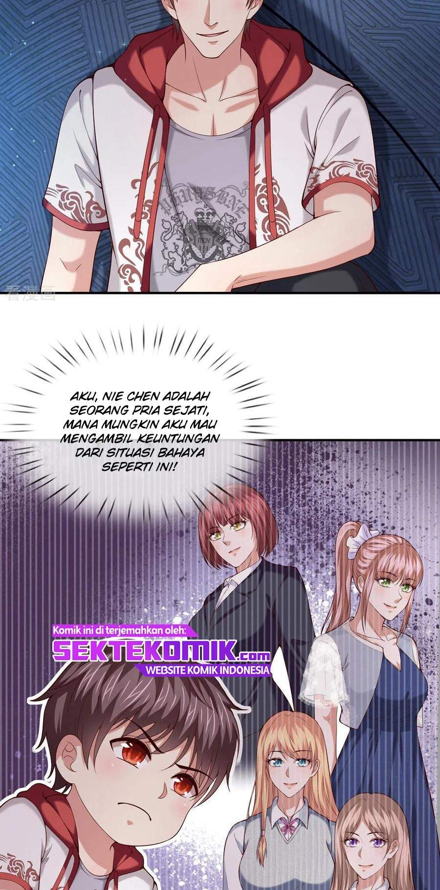 The Master of Knife Chapter 266