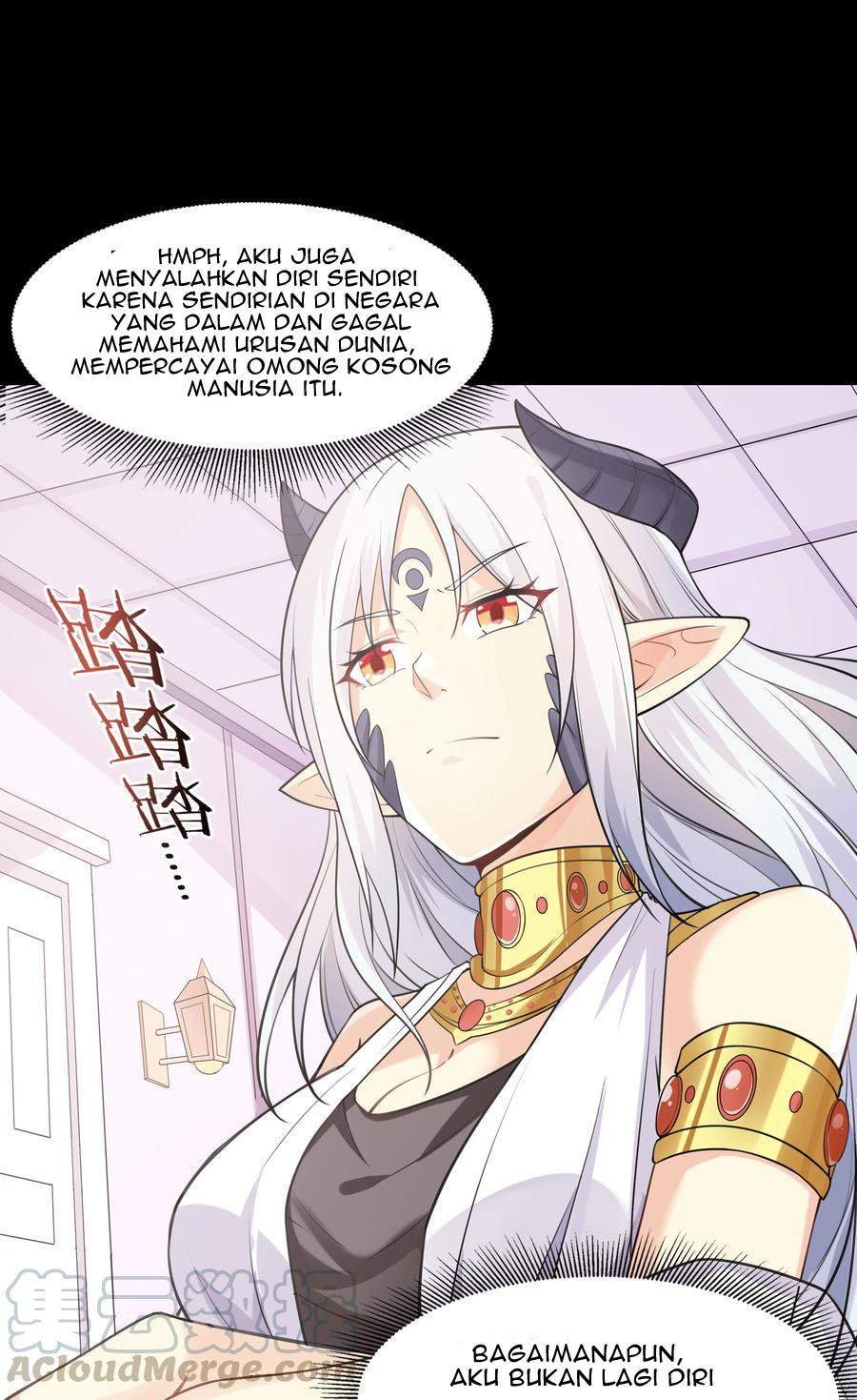 My Harem Is Entirely Female Demon Villains Chapter 07