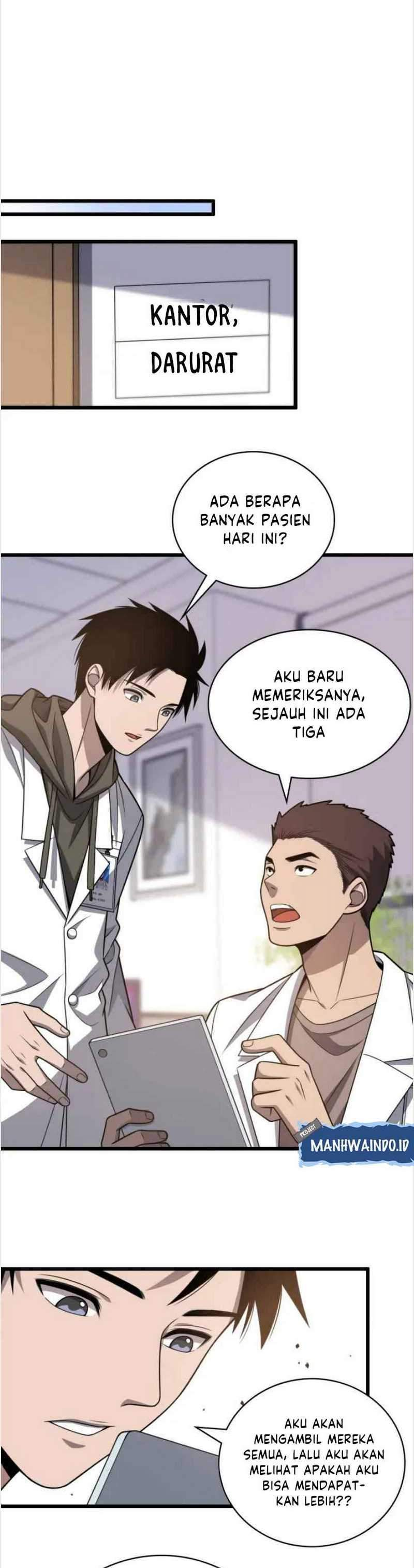 Great Doctor Ling Ran Chapter 35