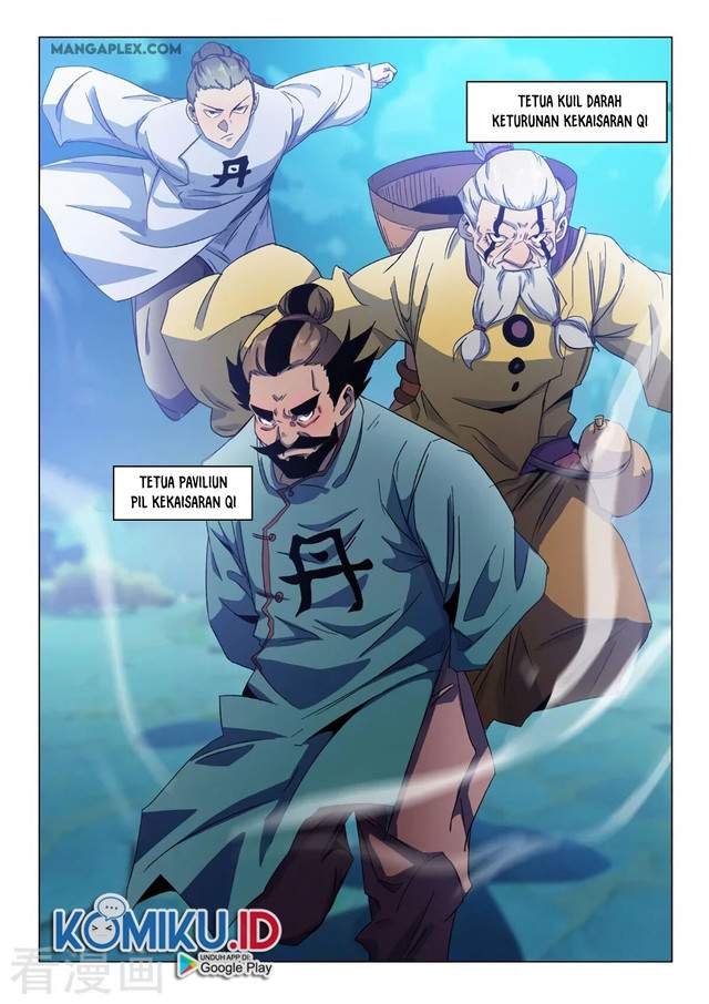 Martial Master Chapter 535
