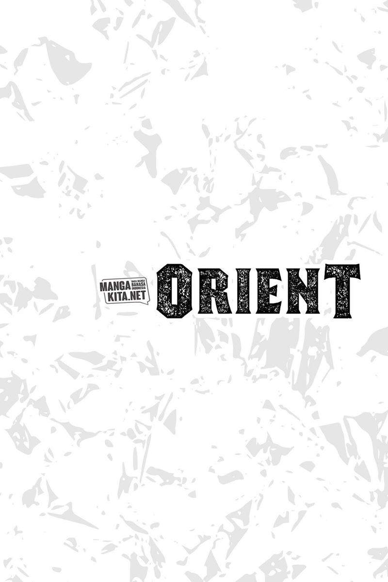 Orient Chapter 63