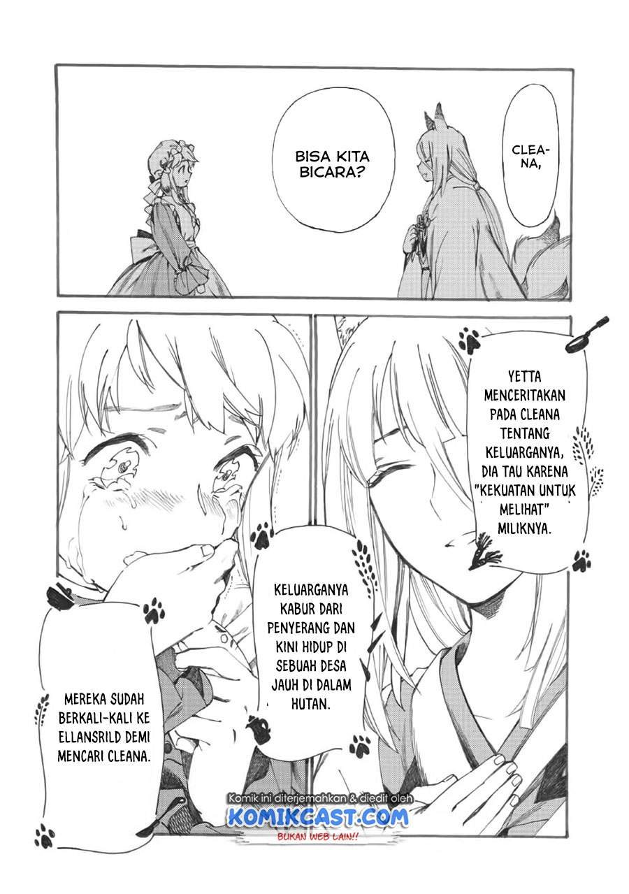Heart-Warming Meals with Mother Fenrir Chapter 15.2