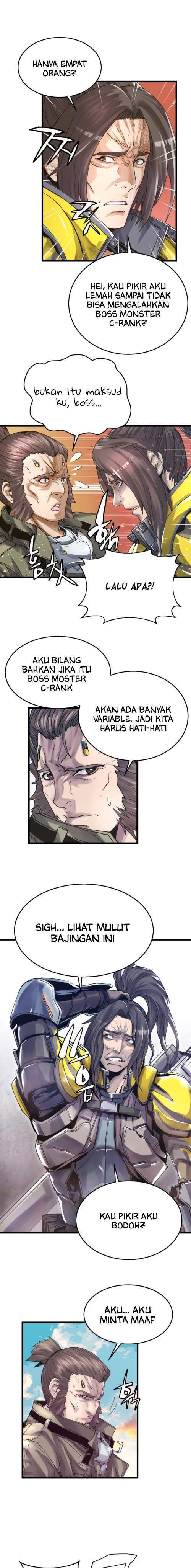 The Undefeated Ranker Chapter 04
