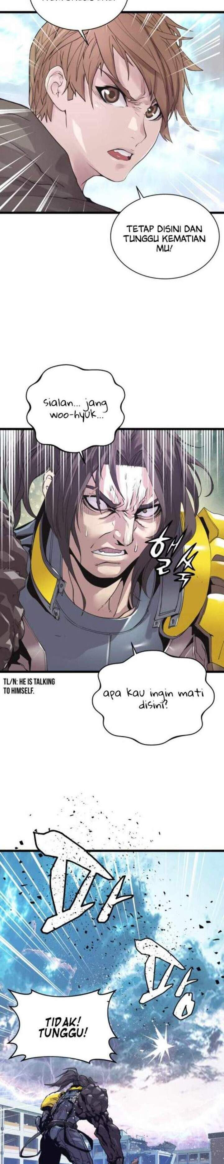 The Undefeated Ranker Chapter 08