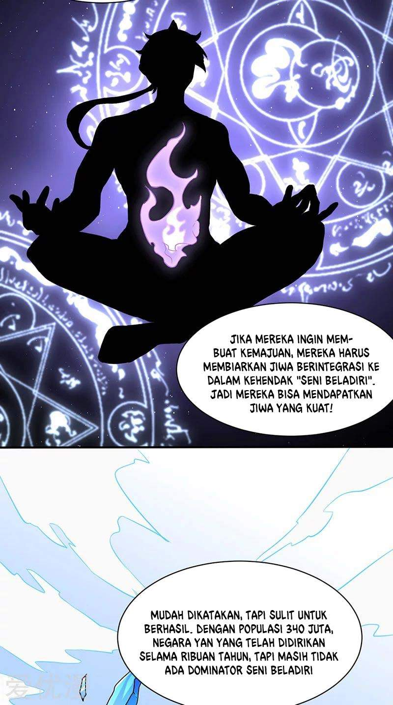 Martial Arts Reigns Chapter 155