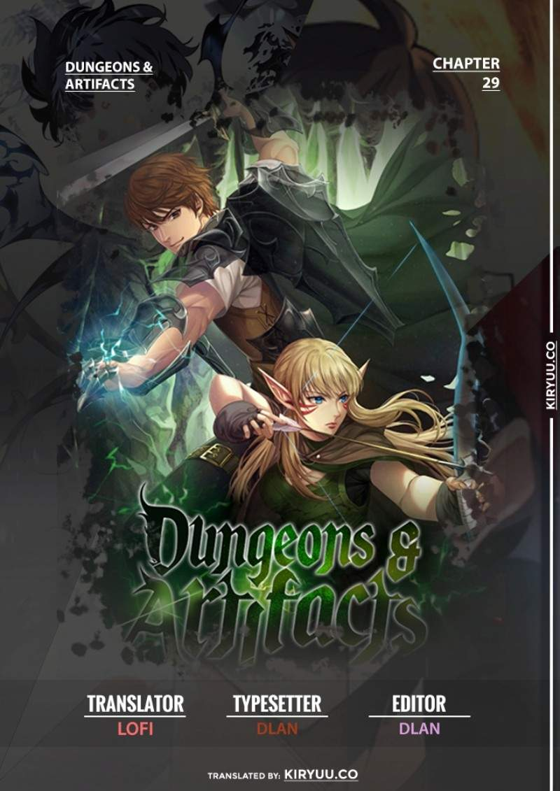 Dungeons & Artifacts Chapter 29
