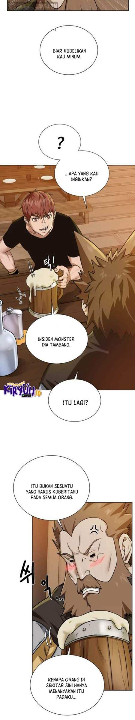 Dungeons & Artifacts Chapter 31