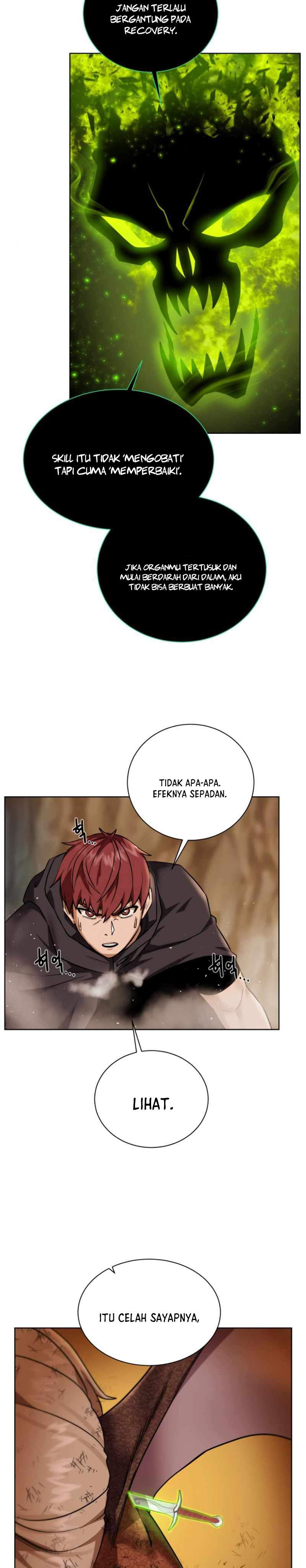 Dungeons & Artifacts Chapter 32